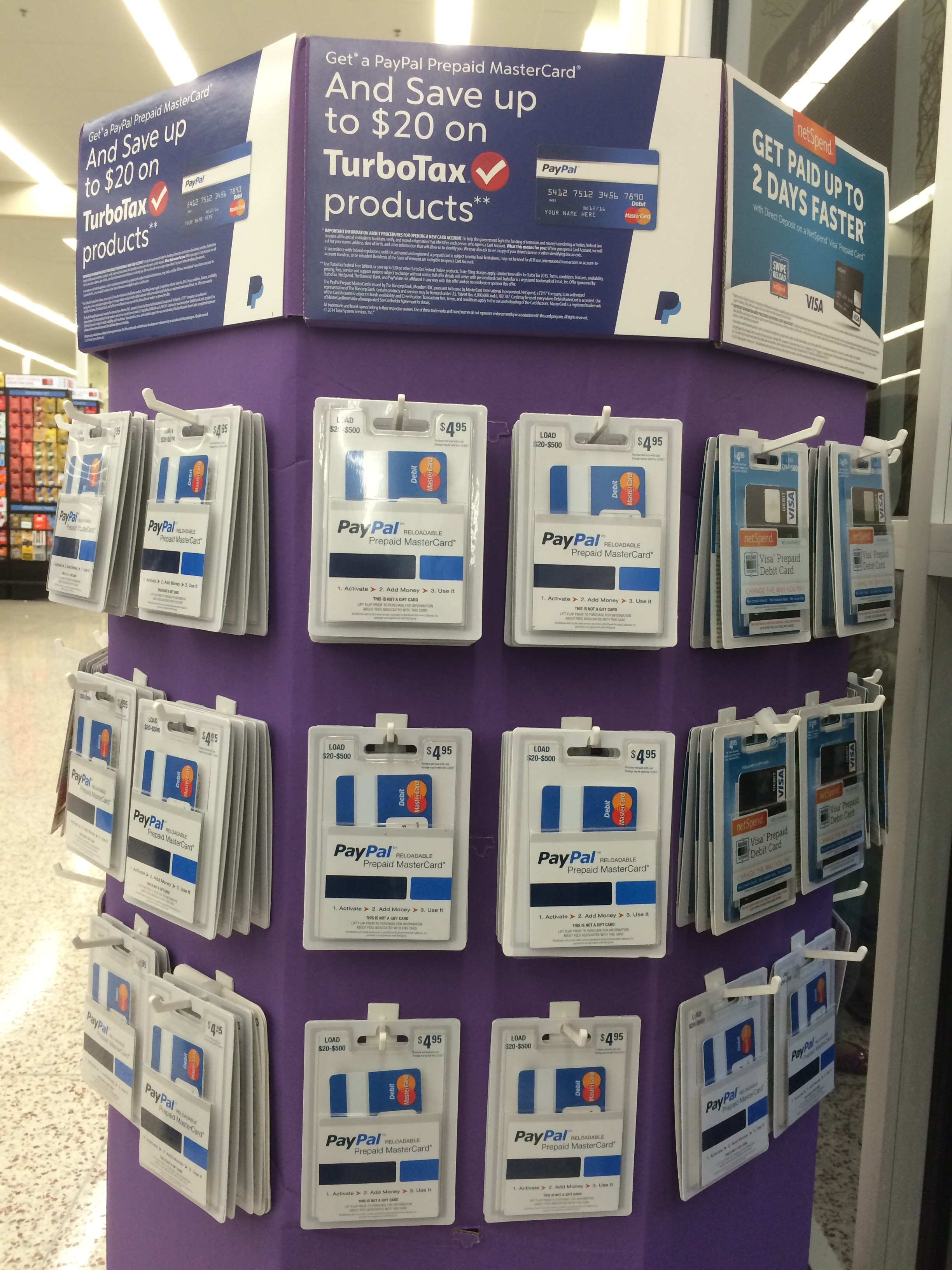Grocery Store Reloadable Display – PolyMth