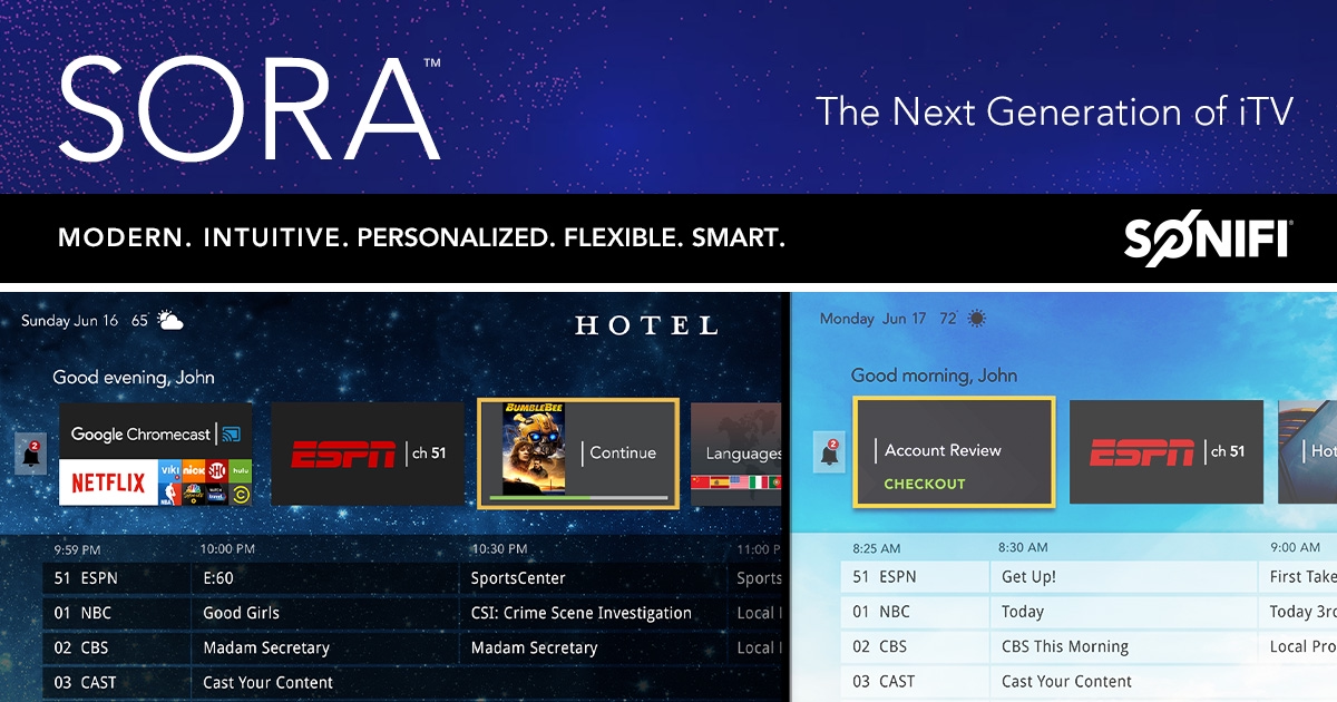 Meet SORA – Our Brand New Interview Television Platform